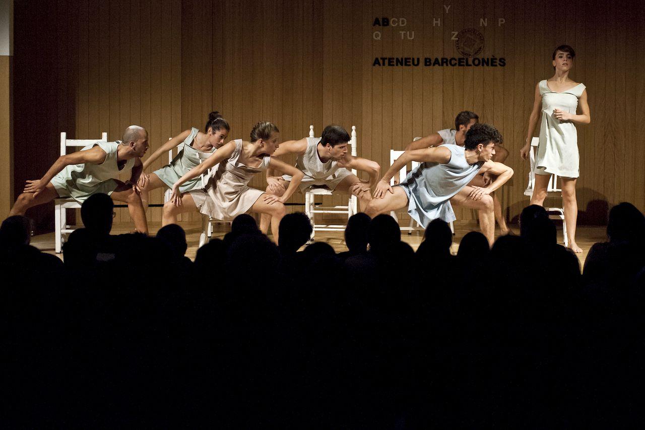 Acte de dansa